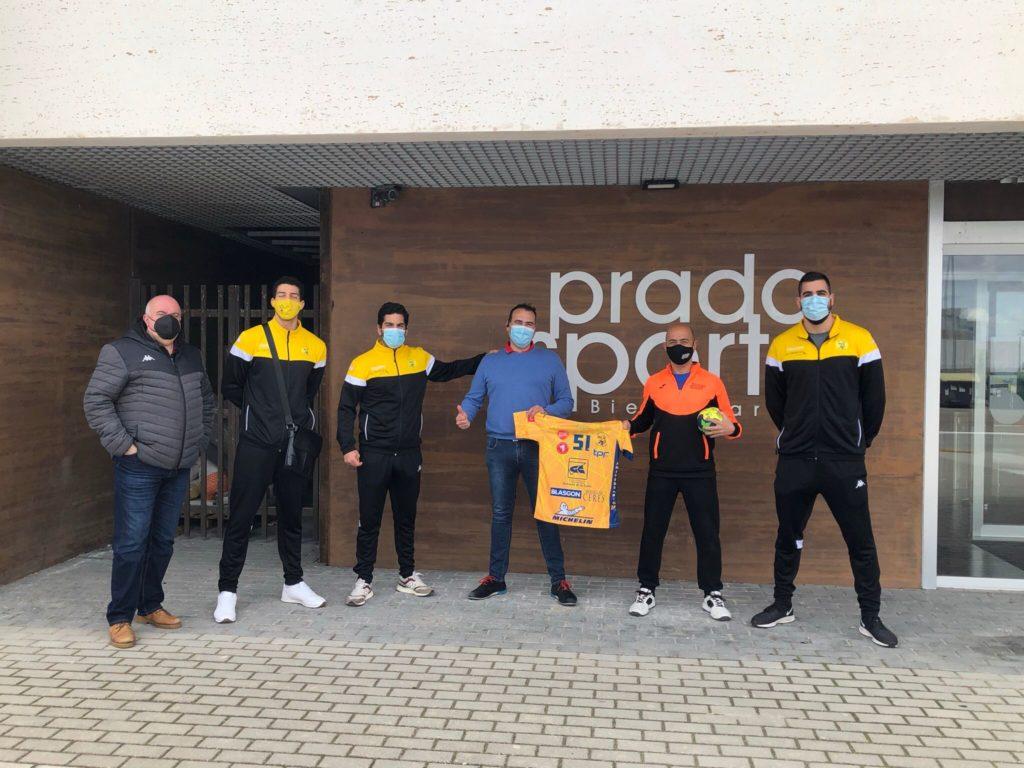 Visita a Pradosport