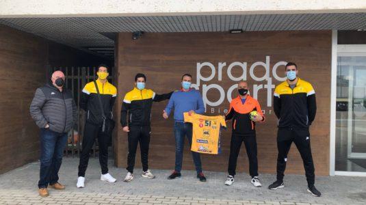 Visitamos las nuevas instalaciones de Pradosport