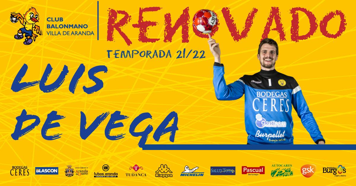 Renovación de Luis de Vega