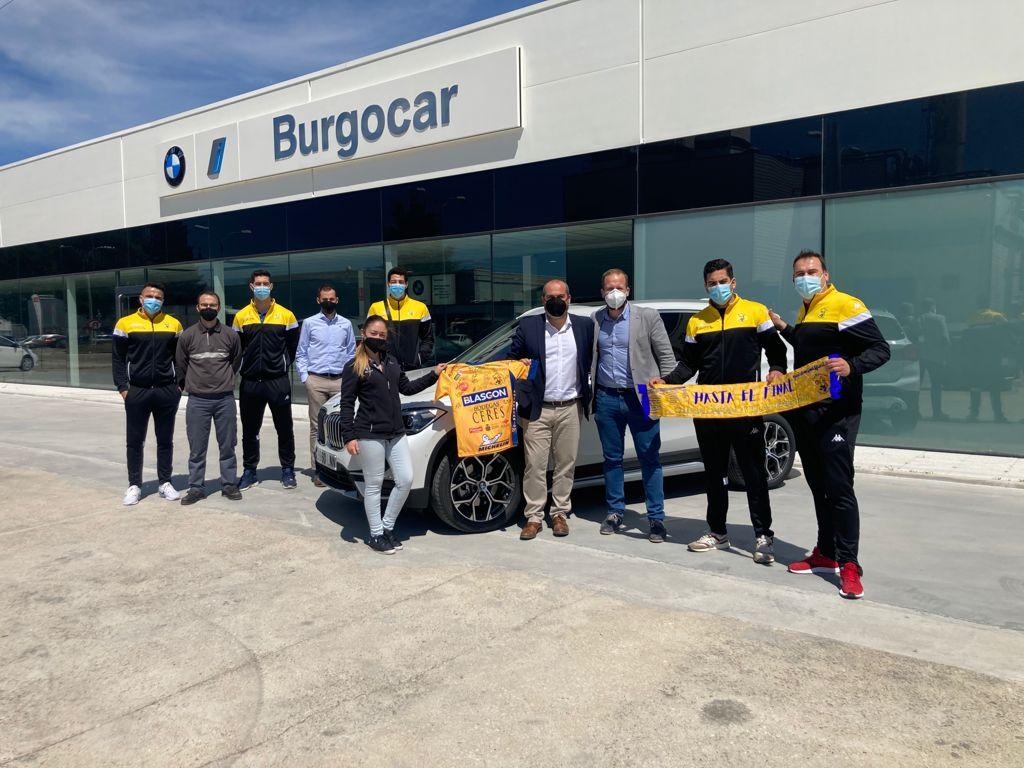 Visita a Burgocar